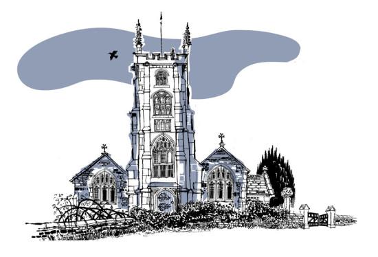 Church -Norton St.Philip